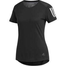 adidas Own The Run Lyhythihainen T-paita Naiset, black